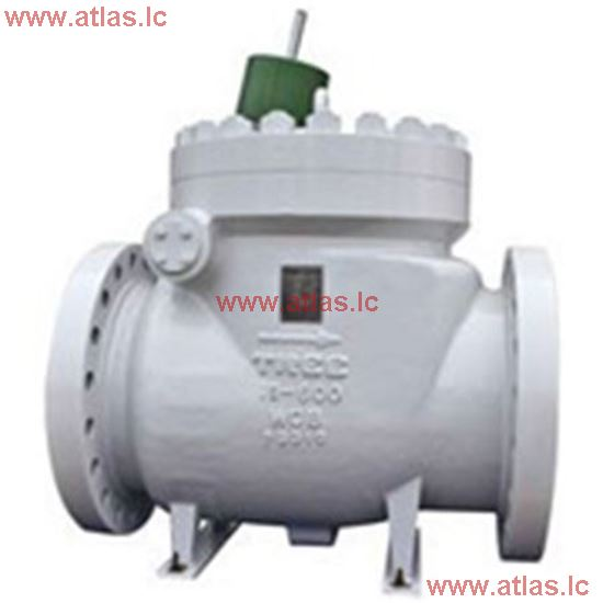 Piggable Check Valve