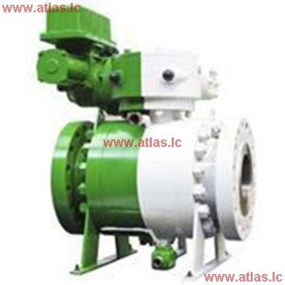 Picture of Slurry Ball Valve