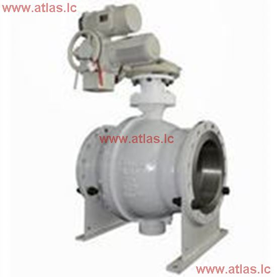 Picture of Trunnion Mounted Ball Valve