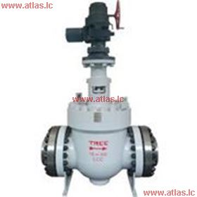 Picture for category NDIV rising stem ball valve