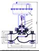 Рисунок 1 - Общий вид клапана отсечного PN до 4,0 МПа с МИМ.
