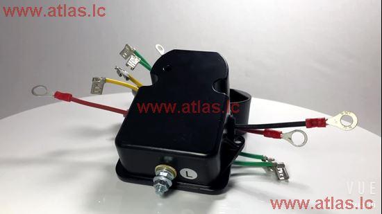 Регулятор генератора 140A (безщёточный)