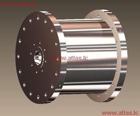 Клапан защиты от гидроудара азотонаполненный (КЗГУ-А)