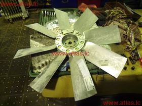 Вентилятор радиатора NOMAD 65
