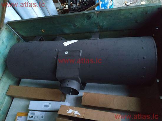 Глушитель двигателя Volvo, Nomad 65