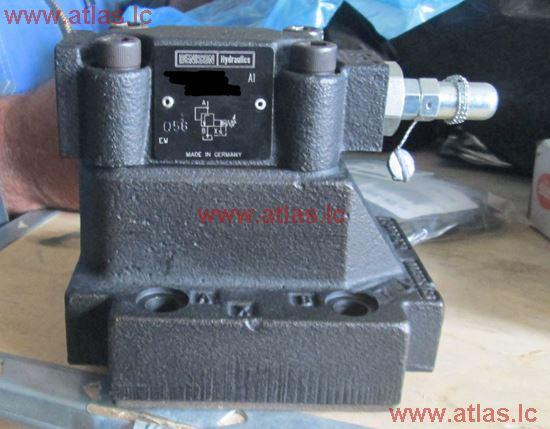 Клапан LP3 (регулировки низкого давления) для NOMAD 65 Артикул производителя : 264900015K04