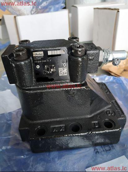 Клапан LP1 (регулировки давления) 264900015K03